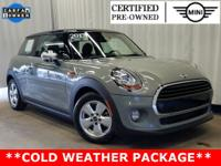 The Newest MINI Cooper Arrival To The Pre-Owned