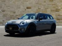 This 2017 MINI Cooper S Clubman has an original MSRP