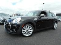**MINI CERTIFIED** LOW MILES & FULLY LOADED! 1-Owner,