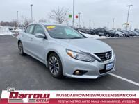 TREMENDOUS VALUE! 2017 Nissan Altima 2.5 SV Brilliant
