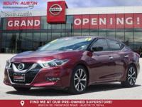 Looking for a clean, well-cared for 2017 Nissan Maxima?