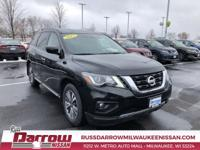TREMENDOUS VALUE! 2017 Nissan Pathfinder SV magnetic