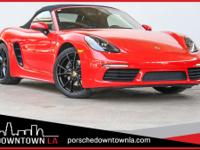 Most loaded 718 Boxster out there with low mileage!