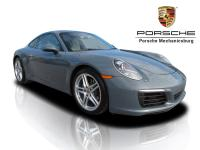 This 2017 Porsche 911 has only 1844 miles and was