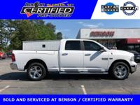 PRICED BELOW NADA RETAIL VALUE OF $30,750. CARFAX ONE