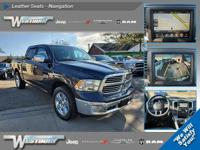 CERTIFIED PRE-OWNED LOCAL TRADE 2017 RAM 1500 BIG HORN