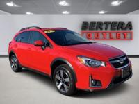 2017 Subaru Crosstrek Pure Red 2.0i Premium Rear Backup