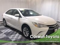 Certified. CARFAX One-Owner. Clean CARFAX. This Toyota