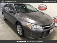 CARFAX 1-Owner, Toyota Certified, GREAT MILES 23,495!