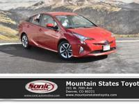 Check out this 2017 Toyota Prius Three Touring. Its