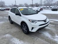 2017 Toyota RAV4 LE ***#1 CERTIFIED TOYOTA DEALER IN