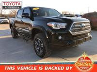 2017 Toyota Tacoma TRD Sport ***#1 CERTIFIED TOYOTA