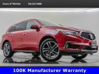 2018 Acura MDX 3.5L SH-AWD Advance Package, located at