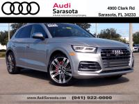 Audi Certified!..Only 5,156 Miles!..Carfax 1
