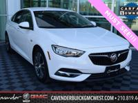 Check out this 2018 Buick Regal Sportback Essence. Its
