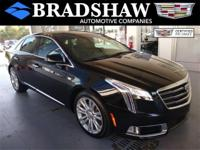 Recent Arrival! Black Raven 2018 Cadillac XTS Luxury