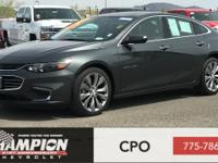 CARFAX One-Owner. Clean CARFAX. Gray Metallic 2018