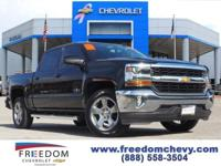 Contact Freedom Chevrolet today for information on