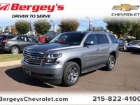 2018 Tahoe Custom! *** 5 PASSENGER *** REMOTE START ***