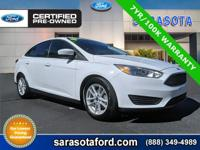 ONLY 11K MILES! **SEDAN** **ECOBOOST** **AUTOMATIC