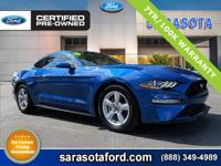 ***ONLY 6K MILES*** ***COUPE*** ***2.3L ECOBOOST***