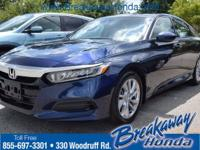 ***Breakaway Honda*** Clean CARFAX. CARFAX One-Owner.