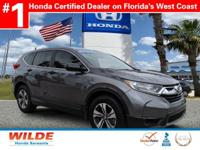 Spotless, CARFAX 1-Owner, Honda Certified, LOW MILES -