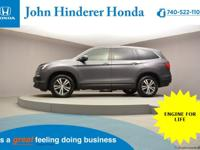 Are you in need of a Large Pre-Owned SUV? John Hinderer
