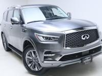 ***CARFAX: WELL MAINTAINED CAR***2018 INFINITI QX80