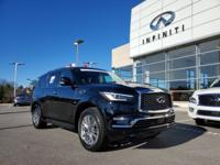 INFINITI OF MACON IS OFFERING THIS 2018 INFINITI QX80