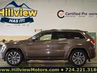 CARFAX One-Owner. Clean CARFAX. Certified. Walnut Brown