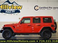 **JEEP CERTIFIED** **MOAB EDITION** **MSRP NEW