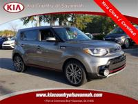 Titanium Gray 2018 Kia Soul Exclaim FWD 7-Speed