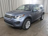 2018 Land Rover Discovery Sport SE **Certified w/ a
