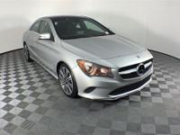 Recent Arrival!2018 Mercedes-Benz CLA. This CLA 250 CLA