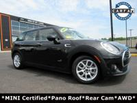 **MINI CERTIFIED** LOW MILES & SUPER CLEAN! Clean