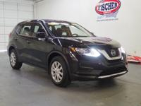 2018 Nissan Rogue S ** 26C/33H mpg ** Only 485 miles!!!