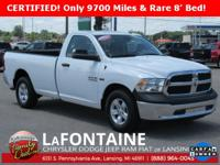 2018 Ram 1500 Tradesman Bright White Clearcoat