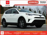 -CERTIFIED- PRICED BELOW MARKET! THIS RAV4 WILL SELL
