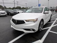 CARFAX 1-Owner, Acura Certified, Clean, LOW MILES -