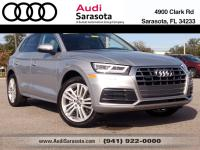 Audi Sarasota Courtesy Vehicle with Only 6,927