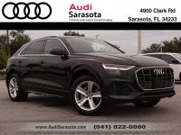 Audi Sarasota Courtesy Vehicle with Only 3,456