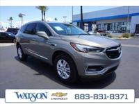 CERTIFIED, 2019 BUICK ENCLAVE 7 PASSENGER SEATING, ONE