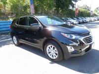 This is a clean Carfax, GM Certified Equinox LT All
