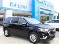 This used 2019 Chevrolet Traverse in Milledgeville, GA