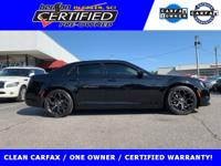 CARFAX ONE OWNER, BACKUP CAMERA, CHRYSLER CERTIFIED,