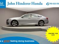 John Hinderer Honda is proud to present a rare 2019