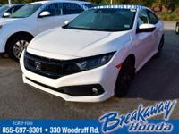 Clean CARFAX. CARFAX One-Owner. HONDA CERTIFIED***7