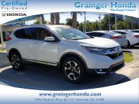 CARFAX 1-Owner, Honda Certified, LOW MILES - 955! PRICE