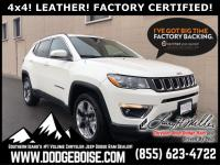*** LEATHER *** HEATED SEATS *** FACTORY CERTIFIED ***
